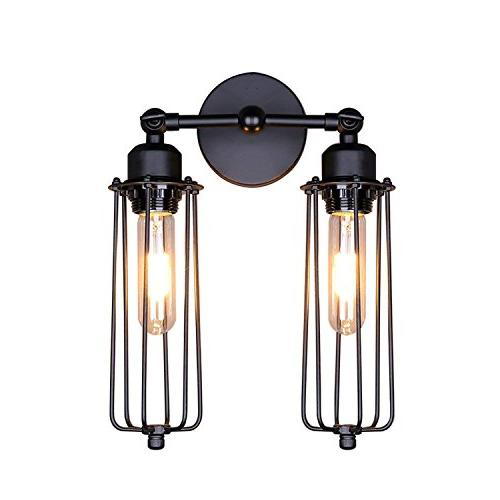 wall sconce light vintage industrial