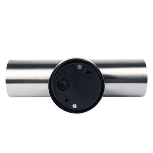 Waterproof Wall Down tainless Outdoor Dual Sconce