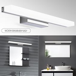 LED Bathroom Vanity Lamp Wall Mount Light Fixture Makeup Toi
