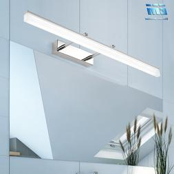 LED <font><b>Wall</b></font> light Bathroom Mirror Lamp Blac