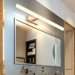 LED Wall Fixture Acrylic  Makeup Mirror Front Vanity Light W