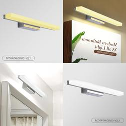 LED Wall Mount Light Fixture Makeup Bathroom Vanity Toilet H