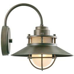 Globe Electric Company Liam 1-Light Outdoor Wall Sconce