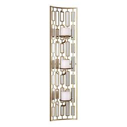 AR Lighting Loire Mirrored Wall Sconce