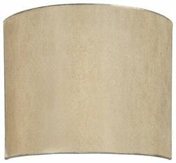 Capital Lighting Luna Winter Gold Transitional Wall Sconce w