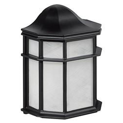 Globe Electric Melrose 1-Light Outdoor Weather Resistant Wal