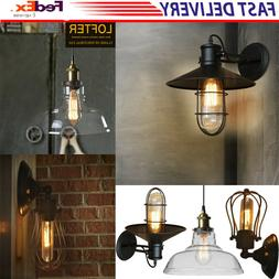 Metal Wall Sconce Vintage Industrial Wall Lamp Indoor And Ou