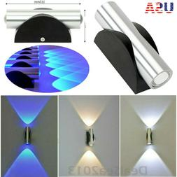 Mini Double-headed LED Wall Lamp Home Sconce Bar Porch Wall