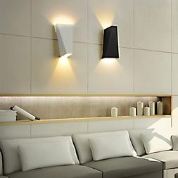 Modern 10W LED Wall Sconce Light Indoor Lamp Corridor Living
