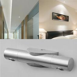 Modern Double-headed LED Wall Light Up Down Indoor Outdoor S
