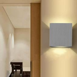 Modern LED Wall Light Lamp Home Hall Porch Bedroom Sconce Li