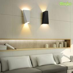 Modern Wall Lamp Up Down Cube Indoor Outdoor LED Sconce Ligh