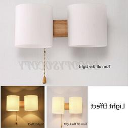 Modern Wall Light Lamp LED Fixtures Indoor Sconces Porch Bed