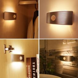 Motion Sensor LED Wall Lights Sconces Lamps, Wireless Closet