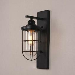 Nautical Style Industrial Wall Mounted Sconce Lamp Entry Lig