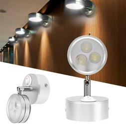 New 3W LED Wall Lights Adjustable Sconce Ceiling Spotlight B