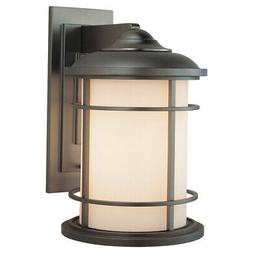 Feiss OL2202BB Lighthouse 1 Light 15 inch Burnished Bronze O