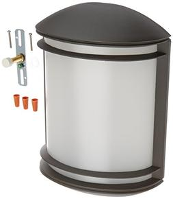 Lithonia Lighting OLCS 8 DDB M4 LED Outdoor Wall Sconce, Bla