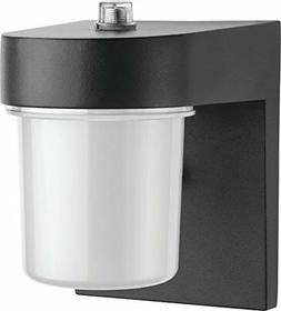 Lithonia Lighting OSC LED 120 PE BL M4 LED Entry Light, Blac
