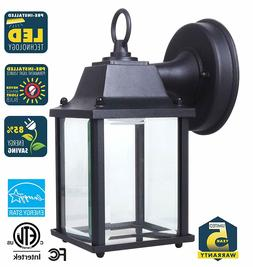CORAMDEO Outdoor LED Wall Sconce Light - Durable Cast Alumin