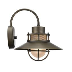 Outdoor Wall Light Fixture Bronze Sconce Lighting Industrial
