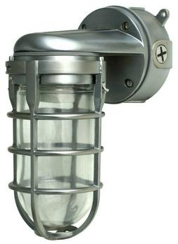 Outdoor Wall Porch Light Fixture Sconce Industrial Glass Ext