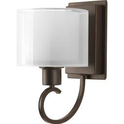 Progress Lighting P2041-20 Invite 1-Lt. Wall Bracket with Wh