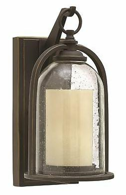 Hinkley 2614OZ Americana One Light Wall Mount from Quincy co