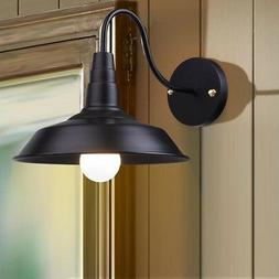 Retro Vintage Industrial Barn Light Wall Sconce Wall-mounted