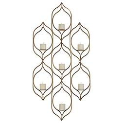 rovena seven candle wall sconce