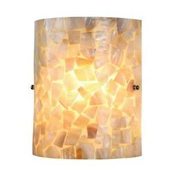 CHLOE Lighting SALLY Transitional Tiffany-style 1 Light  Ind