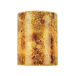 """SHELLEY Mosaic 1 Light Wall Sconce 9"""" Wide"""