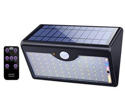Solar Lights Outdoor, ECHTPower 60 LEDs Wireless Solar Motio