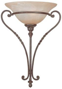 Craftmade Sutherland English Toffee Traditional Wall Sconce