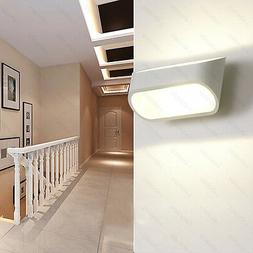 Up/Down 3W/6W/10W LED COB Wall Sconce Light Modern Lamp Fixt