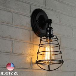 Vintage Industrial Wall Lamp Edison Wall Sconce Retro Light
