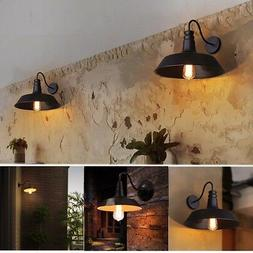 Vintage Industrial Wall Sconce Metal Retro Light Lamp Kitche