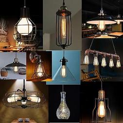 Vintage Restoration Pendant Light Ceiling Lamp Glass Wall Sc