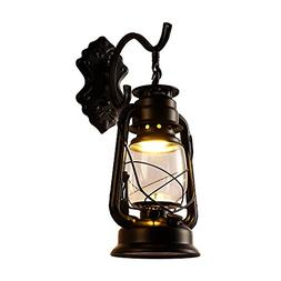 Injuicy Vintage Retro E27 Edison Industrial Barn Lantern Gla