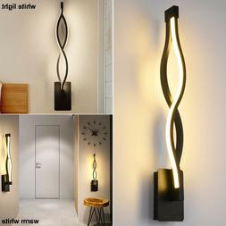 Wall Lamp LED Light  Sconce Fixture Bedroom Bedside Corridor