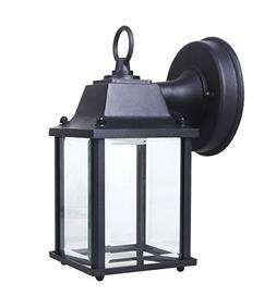 Yeuloum LED Outdoor Wall Lantern Wall Sconce for Porch Light