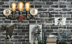 Wall Sconce  Water Pipe light Industrial  Wall Light Fixture