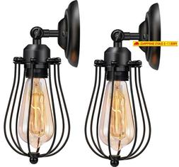 Wire Cage Wall Sconce Licperron Adjustable Industrial Wall S